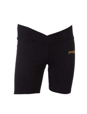 Yoga Shorts schwarz