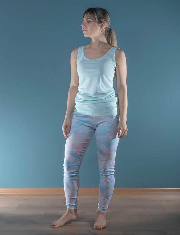 Yoga Top mint