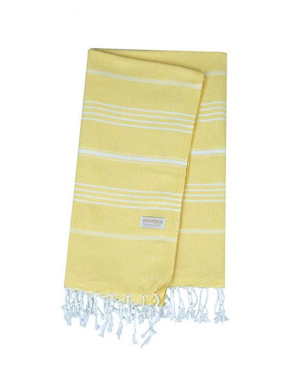 Hamam Handtuch (gelb) - Pranajaya