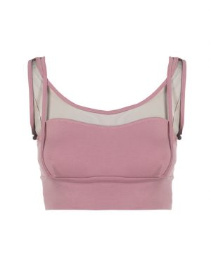 Sport BH Damen rosa