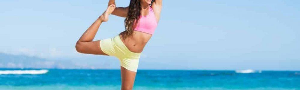 Yoga zum Abnehmen_Bikinifigur